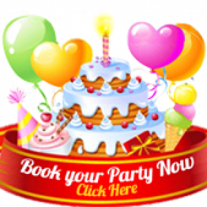 Book a party with Bouncin' Play
